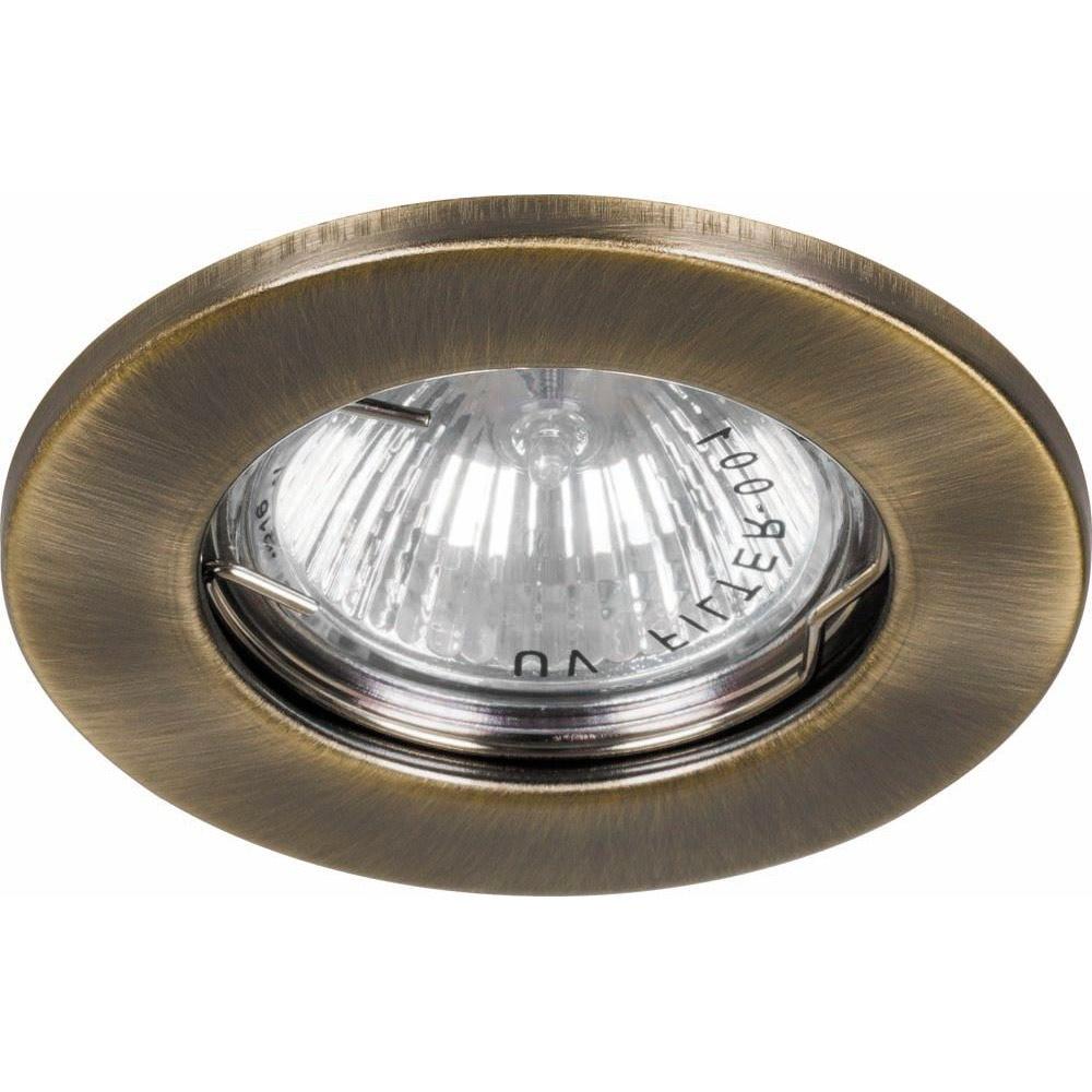 Светильник Feron DL10 Antic Gold 15206
