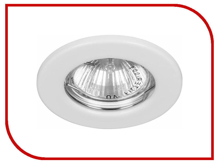 Светильник Feron DL10 White 15109