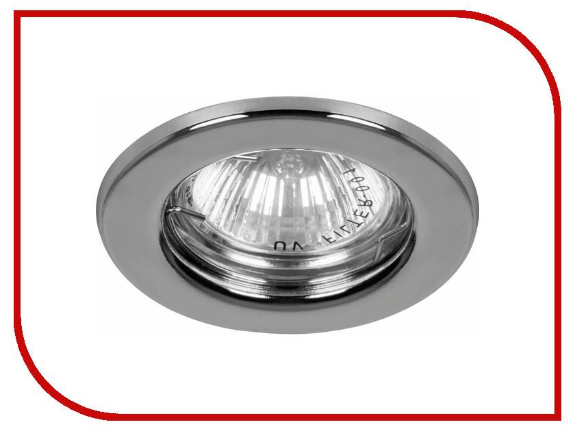 Светильник Feron DL10 Chrome 15113 встраиваемый светильник feron dl246 17898