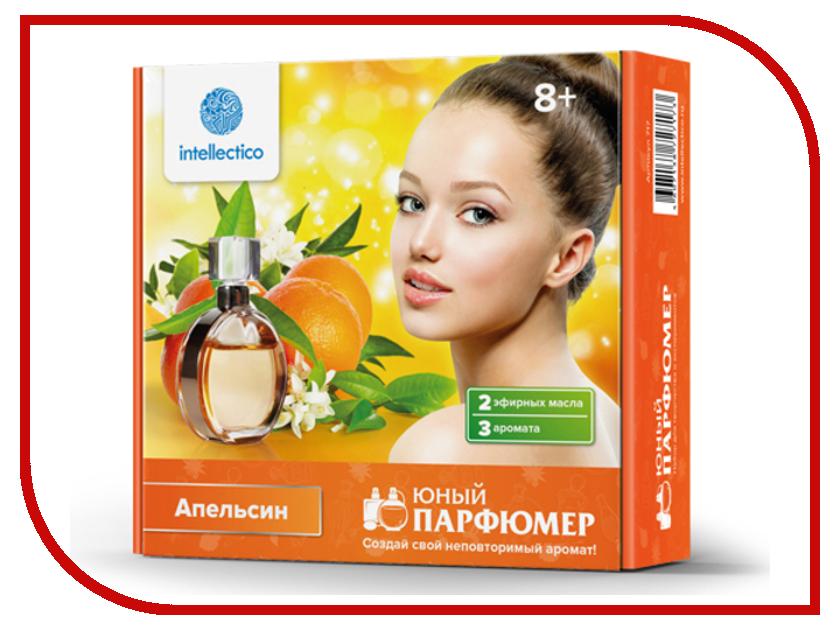 Набор для творчества Intellectico Юный парфюмер мини Апельсин 26558