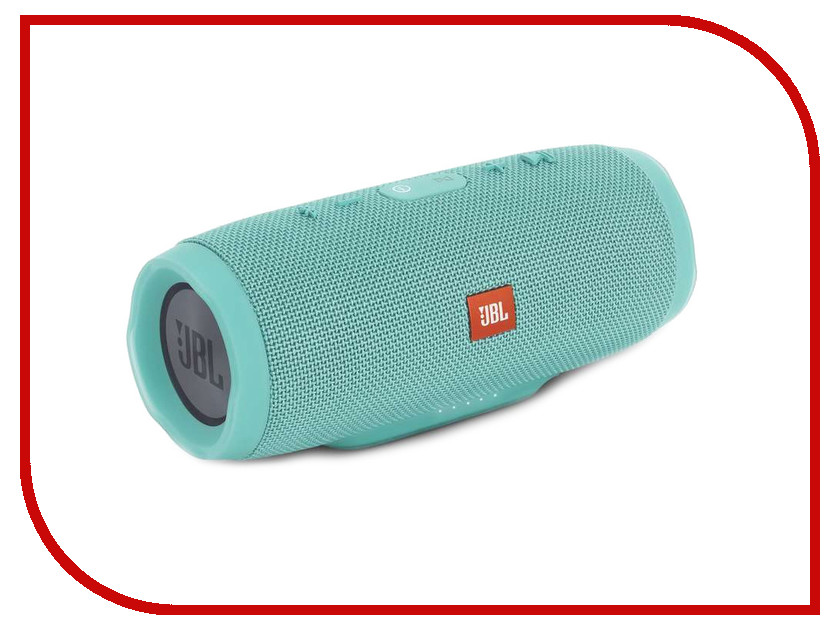 Колонка JBL Charge 3 Teal bluetooth speaker jbl charge 3 portable speakers waterproof speaker sport speaker