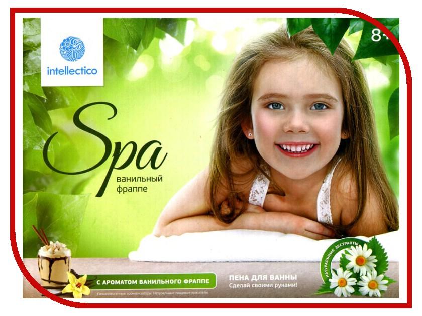 Набор для творчества Intellectico Пена для ванны Ванильный фраппе 26556