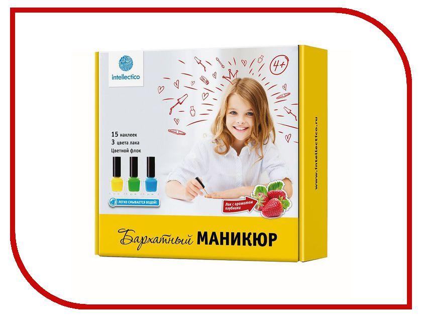 Маникюрный набор Intellectico Бархатный маникюр 26551<br>