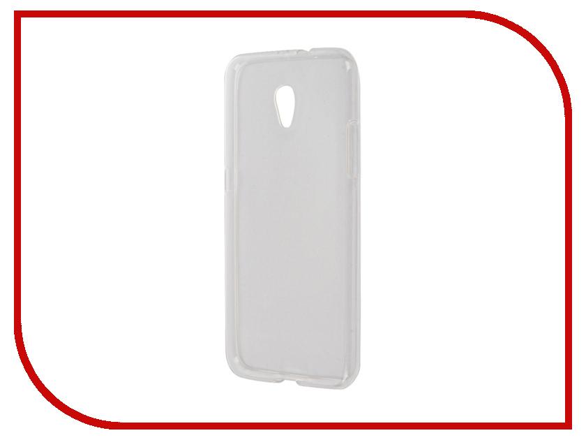 Аксессуар Чехол ZTE Blade V7 iBox Crystal Transparent zte blade l5 plus черный
