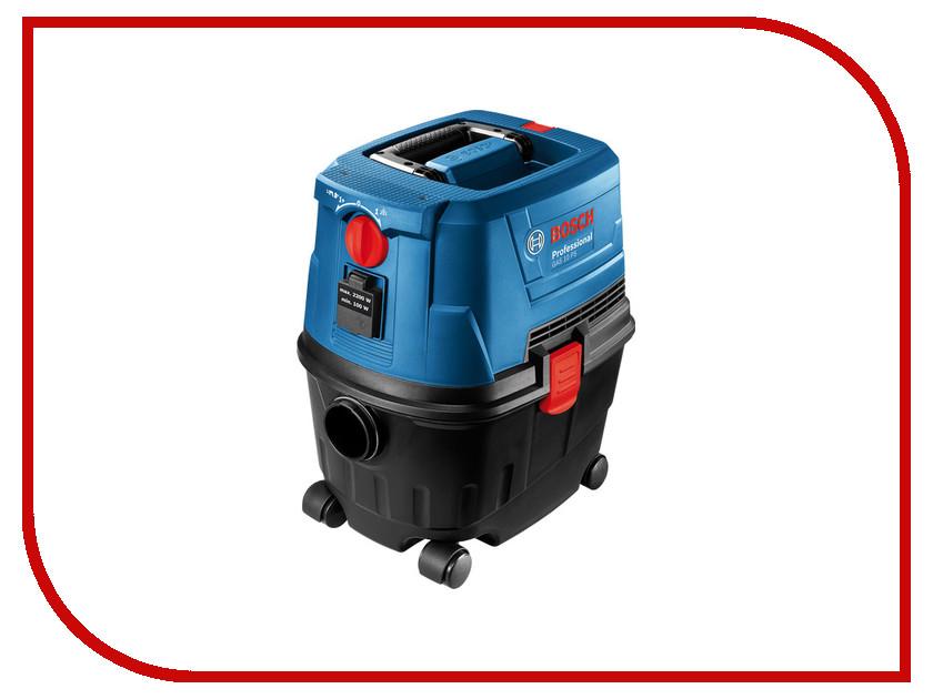 Пылесос Bosch GAS 15 PS 06019E5100 пылесосы bosch пылесос bosch bsgl32180 2100вт красный