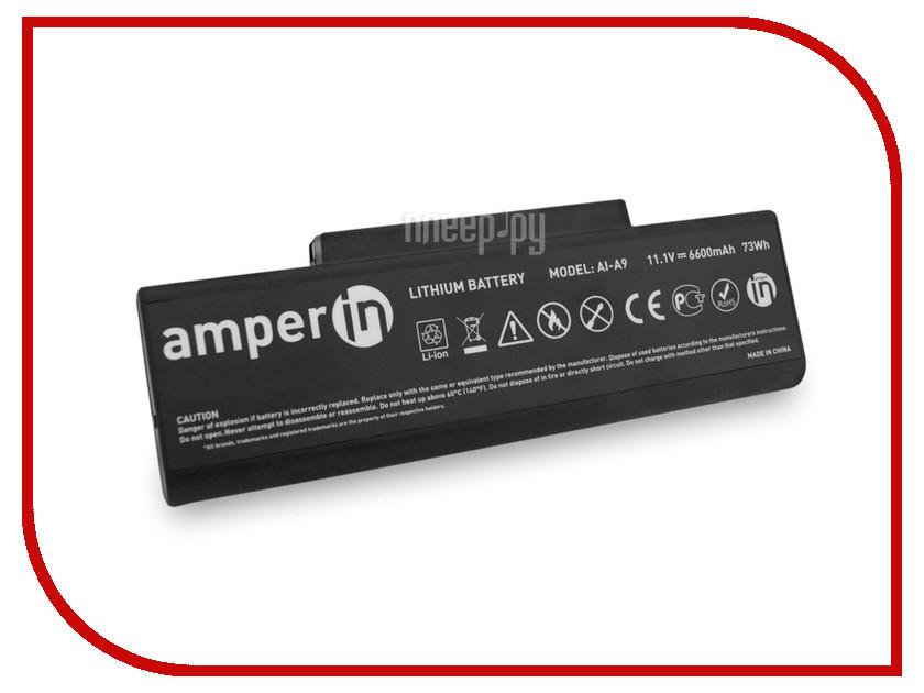 Аккумулятор Amperin AI-A9 для ASUS M/Pro/Z/X/S Series