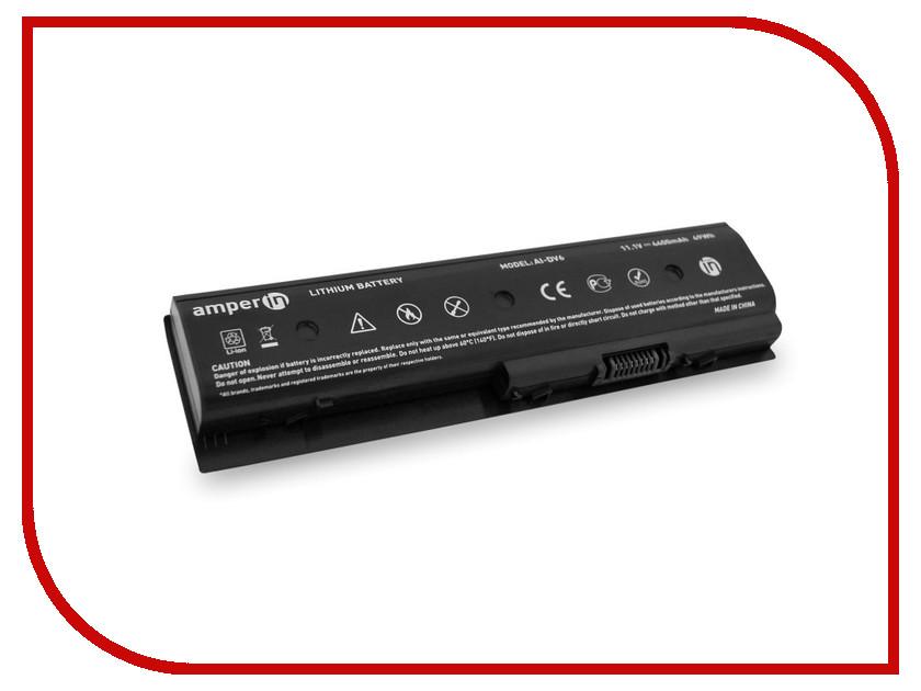 Аккумулятор Amperin AI-DV6 для HP Pavilion DV4/DV6 Series