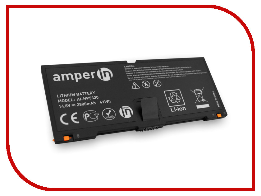 Аккумулятор Amperin AI-HP5330 для HP ProBook 5330m