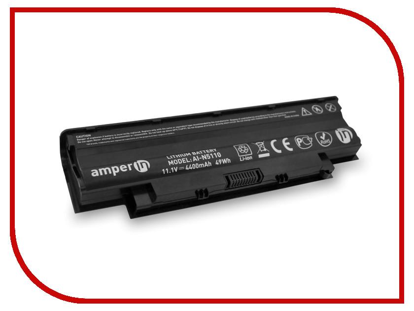 Аккумулятор Amperin AI-N5110 для Dell 13R/17R/M/N Series