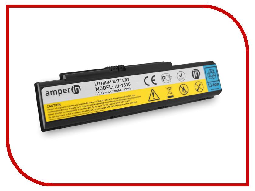 Аккумулятор Amperin AI-Y510 для Lenovo IdeaPad Y510