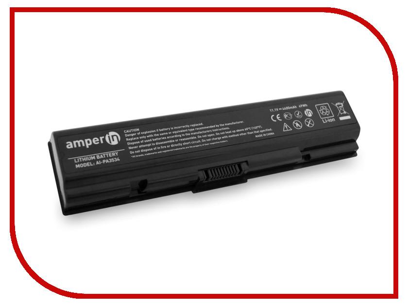 Аккумулятор Amperin AI-PA3534 для Toshiba A200/A215/A300<br>