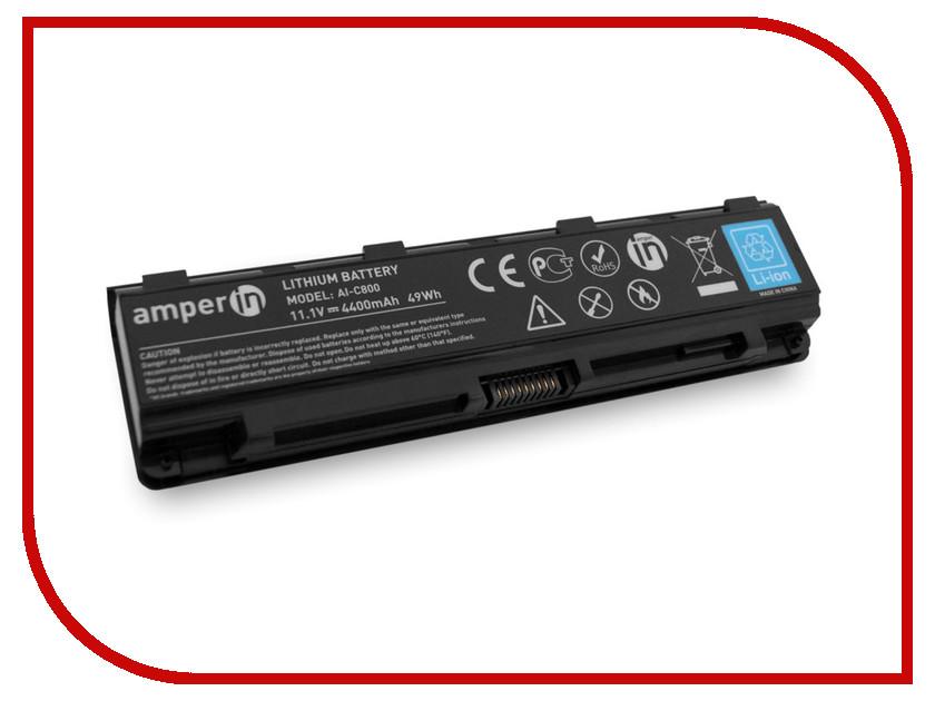 Аккумулятор Amperin AI-C800 для Toshiba Satellite C800<br>