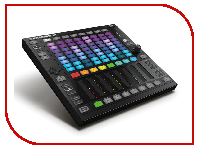 MIDI-контроллер Native Instruments Maschine Jam