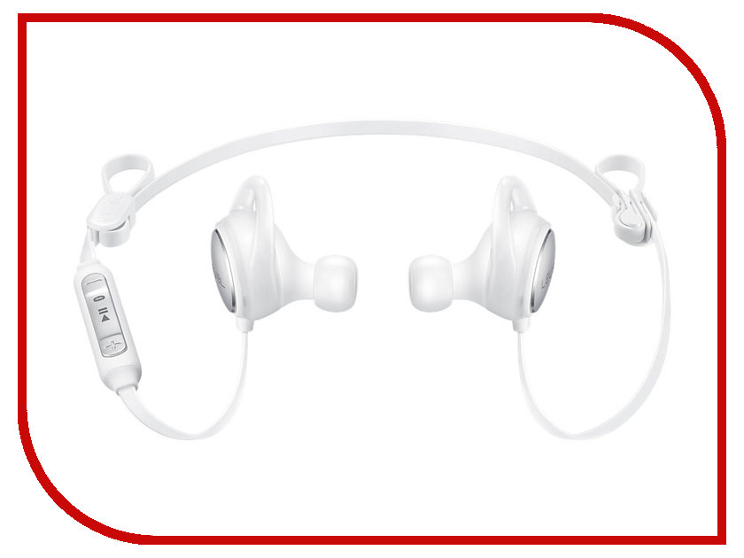 Samsung LEVEL Active EO-BG930CWEGRU White samsung eo pn900bbegru level on black