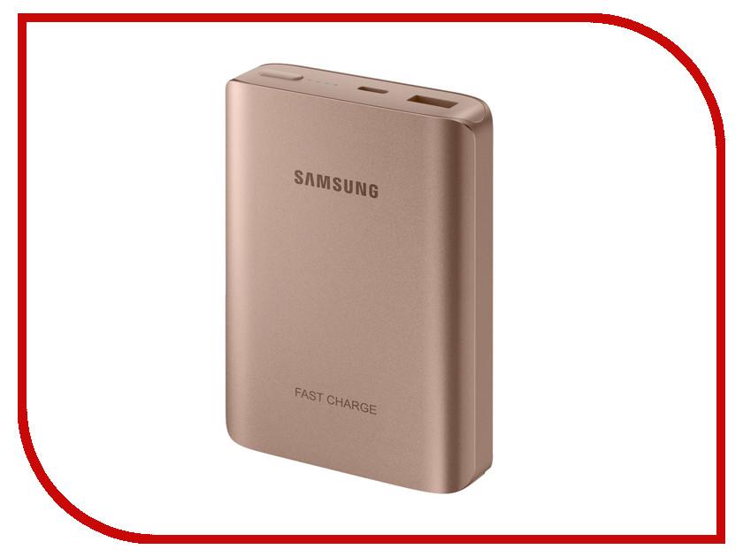 Аккумулятор Samsung 10200 mAh+Type-C F2 Gold EB-PN930CZRGRU<br>