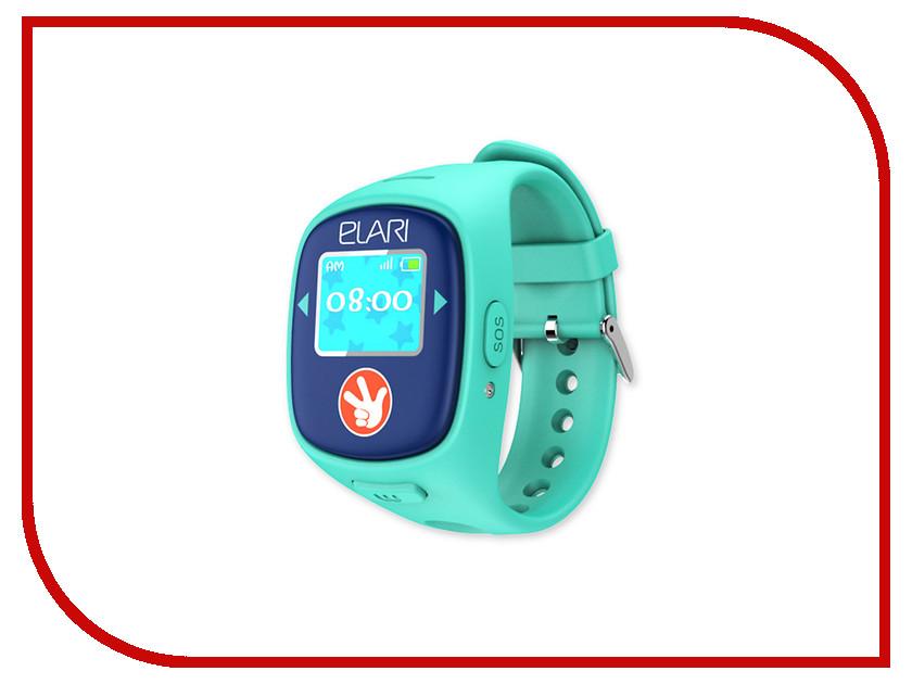 Elari FixiTime 2 Blue аксессуар чехол elari для elari cardphone и iphone 6 plus blue
