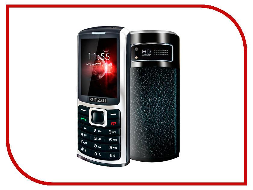 Сотовый телефон Ginzzu M103 DUAL Black<br>