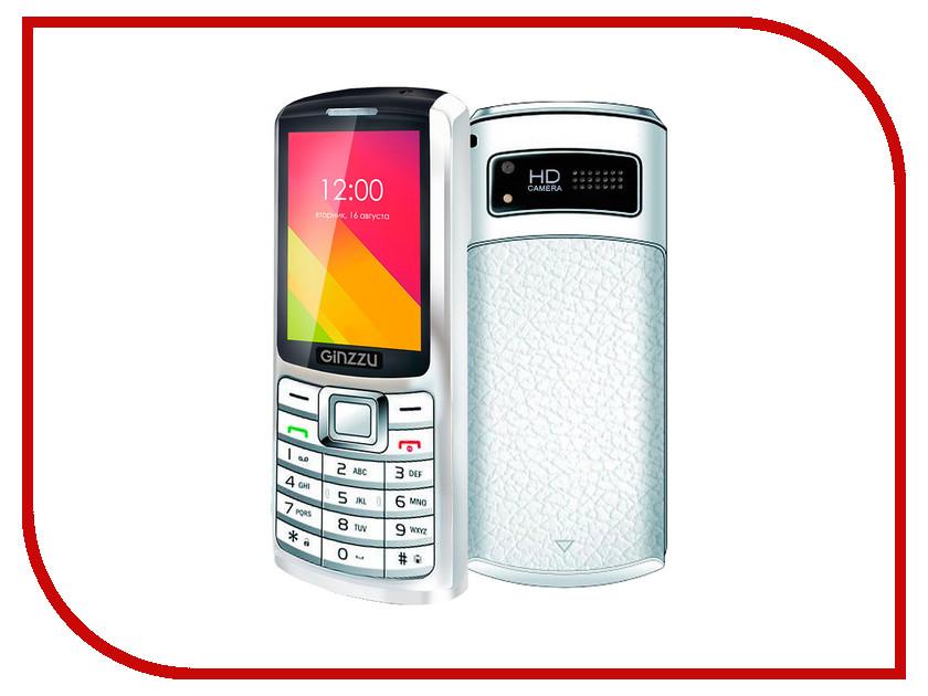 Сотовый телефон Ginzzu M103 DUAL White