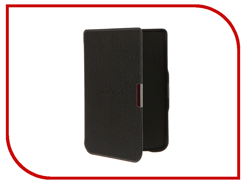 Аксессуар Чехол PocketBook 614/624/626+ PBPHC-626-BK-RU