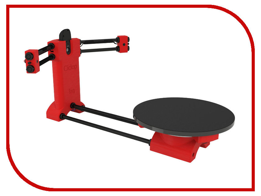 Сканер BQ Ciclop H000178 Red<br>