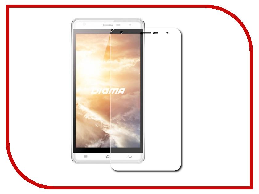 Аксессуар Защитная пленка Digma Vox S501 LuxCase прозрачная На весь экран 88751<br>