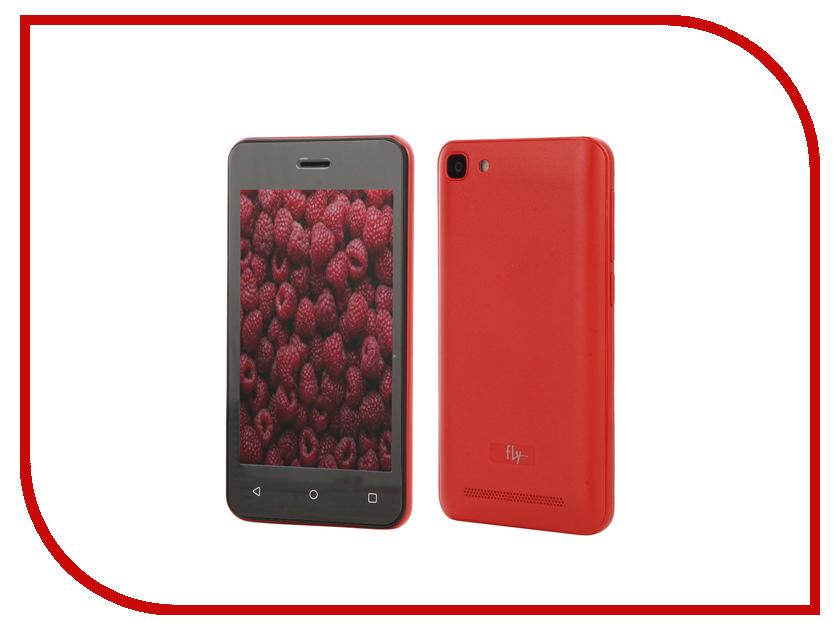 Сотовый телефон Fly FS406 Stratus 5 Red