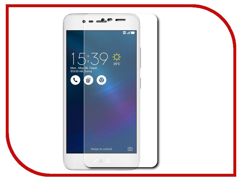 Аксессуар Защитная пленка ASUS ZenFone 3 ZE520KL LuxCase прозрачная На весь экран 88702<br>