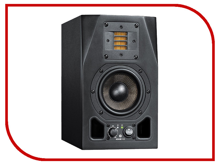 Колонка ADAM A3X free shipping 10pcs 100% new pr01a