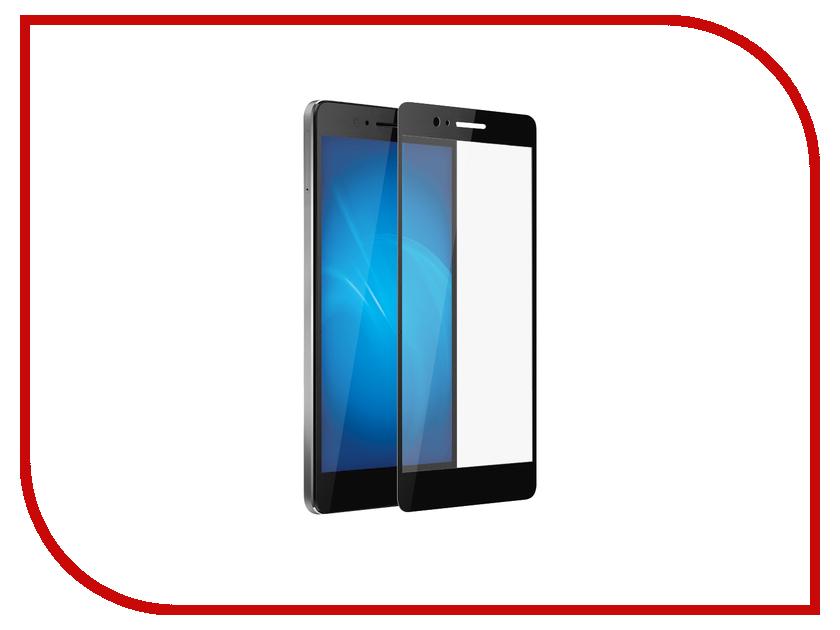 Аксессуар Закаленное стекло Huawei Honor 8 DF Fullscreen hwColor-03 Black<br>