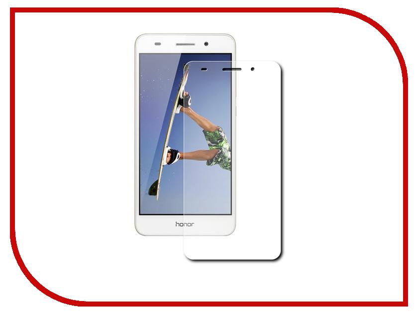 Аксессуар Закаленное стекло Huawei Honor 5A Plus DF hwSteel-22