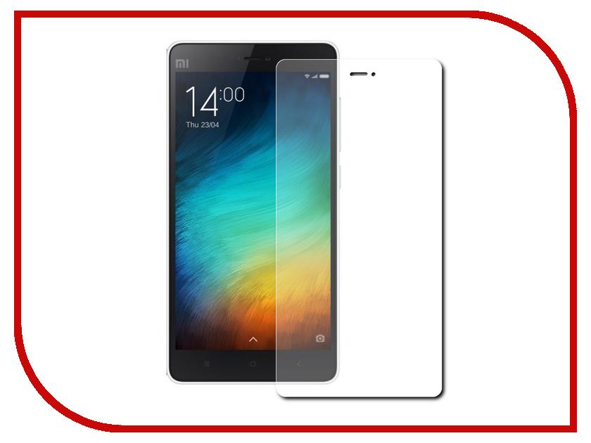 Аксессуар Закаленное стекло Xiaomi Mi 4c/4i DF xiSteel-01<br>