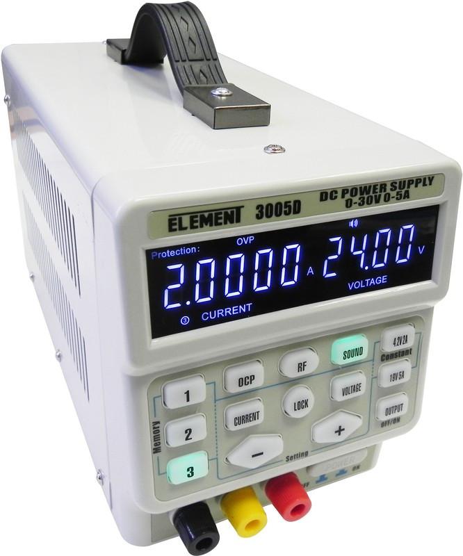 Блок питания Element 3005D