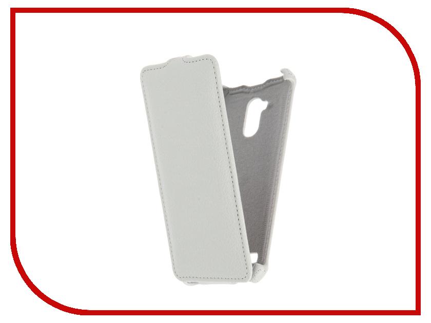 Аксессуар Чехол ZTE Blade V7 Lite Gecko White GG-F-ZTEBLV7-WH<br>