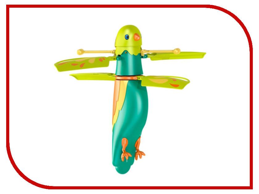 Игрушка Top Secret Toys Летающая птичка Zippi Pets Green 201505000<br>