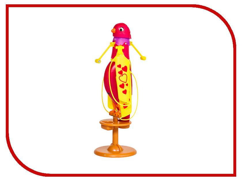 Игрушка Top Secret Toys Летающая птичка Zippi Pets Red 201505002<br>
