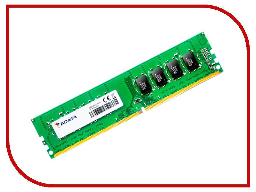 Модуль памяти A-Data Premier DIMM DDR4 2400MHz PC4-19200 CL17 - 8Gb AD4U240038G17-R<br>