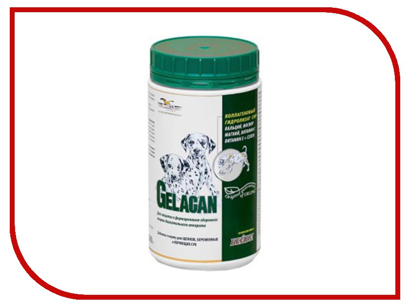 Витамины Gelacan Plus Baby 150g
