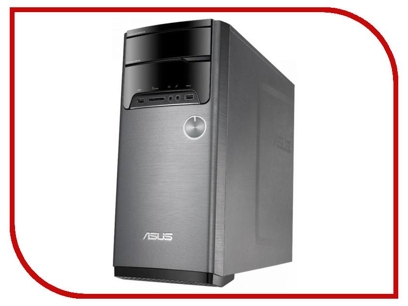 Неттоп ASUS M32CD-RU018T 90PD01J5-M06320 (Intel Core i7-6700T 2.8 GHz/8192Mb/2000Gb/DVD-RW/nvidia GeForce GTX 950 2048Mb/Wi-Fi/Windows 10 64-bit)<br>