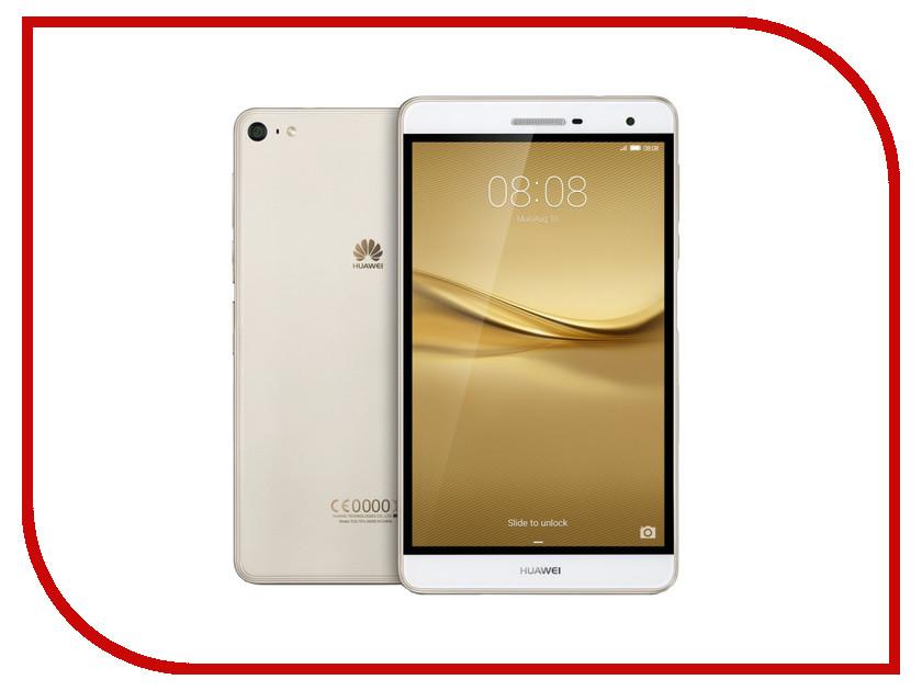 Планшет Huawei MediaPad T2 PRO 7.0 LTE 16Gb PLE-701L Gold Qualcomm Snapdragon 615 MSM8939 1.5 Ghz/2048MB/16Gb/Wi-Fi/LTE/Bluetooth/Cam/7.0/1920x1200/Android<br>