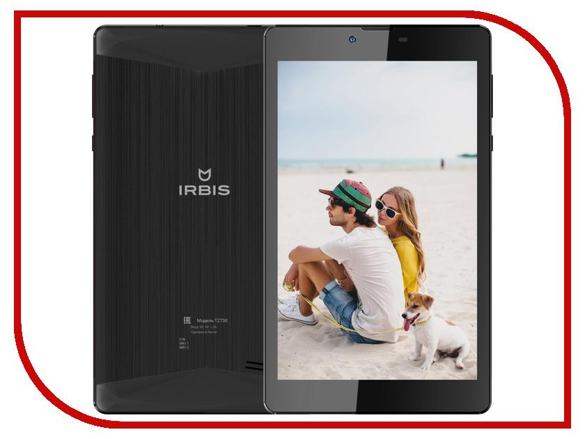 Планшет Irbis TZ730 Spreadtrum SC7730 1.3 GHz/512Mb/8Gb/Wi-Fi/3G/Bluetooth/GPS/Cam/7.0/1280x800/Android<br>