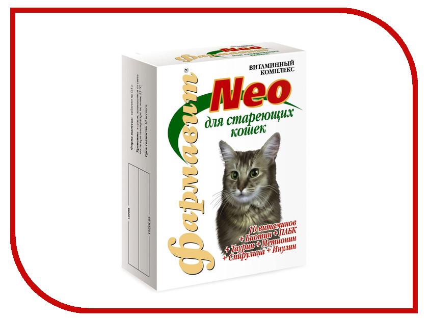 Витамины Фармавит Neo 60 таблеток для стареющих кошек ФН-115<br>