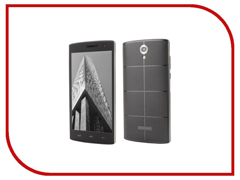 Сотовый телефон BQ BQS-5502 Hammer Gray<br>