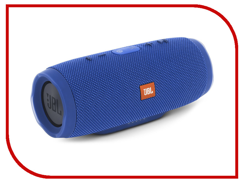Колонка JBL Charge 3 Blue bluetooth speaker jbl charge 3 portable speakers waterproof speaker sport speaker