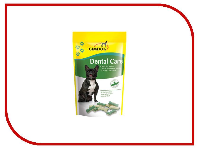 Витамины Gimpet BonaBits с мятой и ТГОС 50g для собак 509228