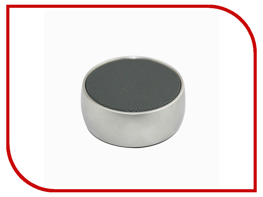 Колонка Merlin BT Pocket Speaker Metal