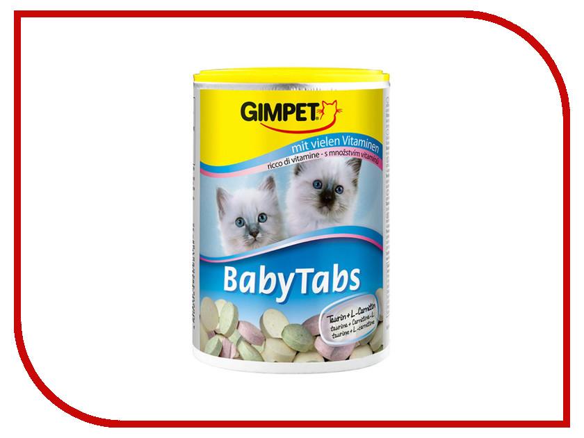 Витамины Gimpet Лакомство витаминизированное с таурином 250шт для котят 409818