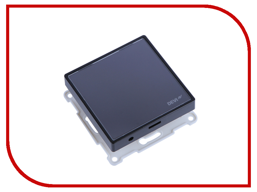 Аксессуар DEVI DEVIreg Smart Black 140F1143<br>