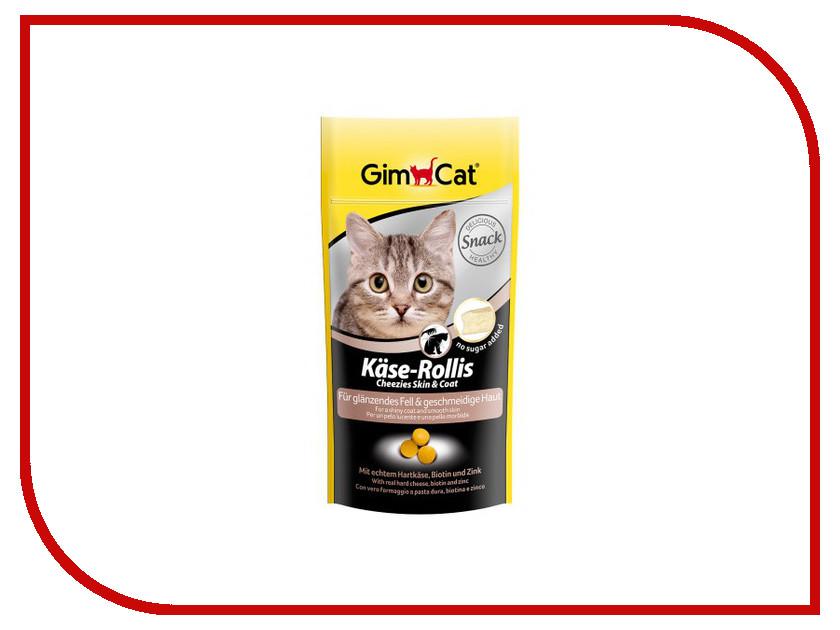 Витамины Gimpet Сырные ролики 40g для кошек 418353