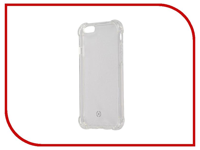 Аксессуар Чехол Celly Armor для APPLE iPhone 6/6S Transparent ARMOR700WH<br>