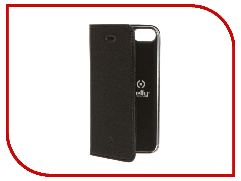 Аксессуар Чехол Celly Air Case для APPLE iPhone 5/5S/SE Black AIRIPH5BK